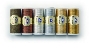 D3821 Diamant Thread -Gold